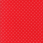 MODA FABRICS - Smitten - Bonnie & Camille - Little Darling Dot - Red