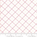 MODA FABRICS - Smitten - Bonnie & Camille - Bias Plaid - Red