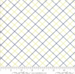 MODA FABRICS - Smitten - Bonnie & Camille - Bias Plaid Navy