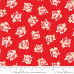 MODA FABRICS - Smitten - Bonnie & Camille - Lovely - Red