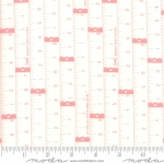 MODA FABRICS - Little Snippets - Measuring Tape Pink