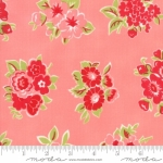 MODA FABRICS - Little Snippets - Bouquet Pink