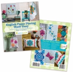 GO! Qube English Paper Piecing Made Easy Pattern Book by Katja Marek