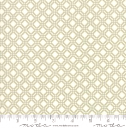 MODA FABRICS - Early Bird Check - Gray