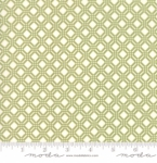 MODA FABRICS - Early Bird Check - Green