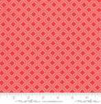 MODA FABRICS - Early Bird Check - Tonal Red - #3233-