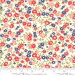 MODA FABRICS - Early Bird Rosie - Cream