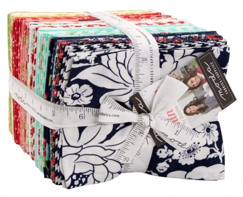 Shine On Fat Quarter Bundle by Bonnie & Camille Moda Precuts