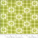 MODA FABRICS - Shine On by Bonnie And Camille - Check - Green