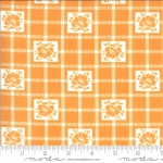 MODA FABRICS - Shine On by Bonnie And Camille - Check - Nectarine