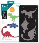 Accuquilt GO! 55213 Dinosaur Medley Limited Edition Die