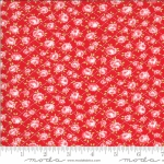 MODA FABRICS - Shine On by Bonnie And Camille - Roses - Red