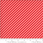 MODA FABRICS - Shine On by Bonnie And Camille - Stripe - Red Pink