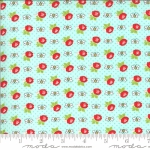 MODA FABRICS - Shine On by Bonnie And Camille - Beesley - Aqua