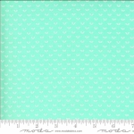 MODA FABRICS - Shine On by Bonnie And Camille - Over Rainbow - Aqua