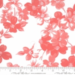 MODA FABRICS - Sunday Stroll by Bonnie and Camille - White Pink
