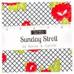 Sunday Stroll Charm Pack by Bonnie & Camille Moda Precuts