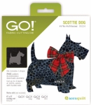 Accuquilt Die 55224 GO! Scottie Dog