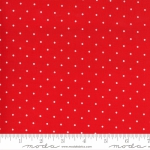 MODA FABRICS - Sunday Stroll by Bonnie and Camille - Red