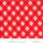 MODA FABRICS - Sunday Stroll by Bonnie and Camille - Red Pink