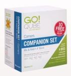 Accuquilt GO! 55230 Qube 4 inch Companion Set - Corners