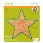 Accuquilt Die GO! 55310 Star 5-Point by Sarah Vedeler