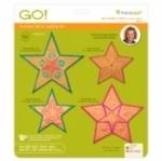 Accuquilt Die 55311 Star Medley-5 Point by Sarah Vedeler