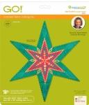 Accuquilt Die GO! 55312 Star 6-Point by Sarah Vedeler