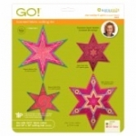 Accuquilt Die GO! 55313 Star Medley-6 Point by Sarah Vedeler