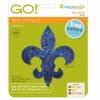 Accuquilt Die GO! 55345 Fleur De Lis