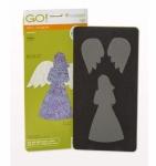 Accuquilt Die GO! 55418 Angel