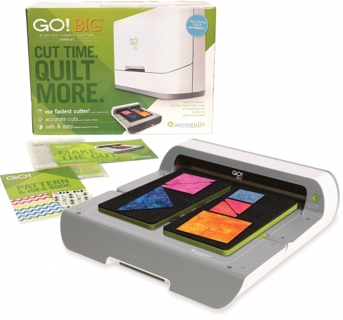 Accuquilt Cutter - GO! Big 55500 Electric Fabric Cutting System