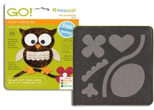 GO! Owl Accessories Die