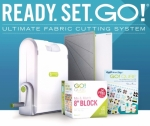 Accuquilt - Ready. Set. GO! Ultimate Fabric Cutting System