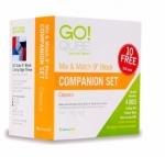 AccuQuilt GO! 55781 Qube 9 inch Companion Set - Classics