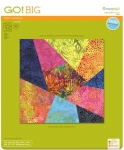 GO! Big Crazy Quilt 10 inch