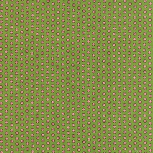 MODA FABRICS - The Cookie Exchange- Grass