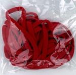 Elastic - 5 yard Soft Red