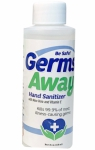 Germs Away Hand Sanitizer 4 oz by Mary Ellen Products