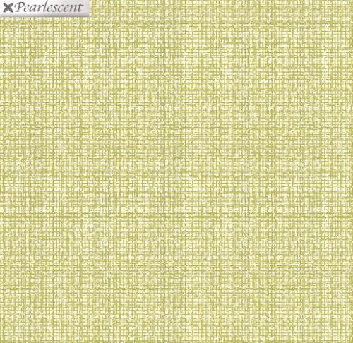 CONTEMPO - Color Weave Pearl - Light Green - Pearlized
