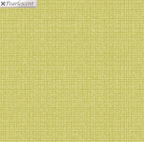 CONTEMPO - Color Weave Pearl - Medium Green - Pearlized