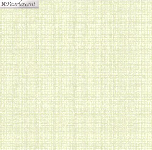 CONTEMPO - Color Weave Pearl - Pale Green - Pearlized
