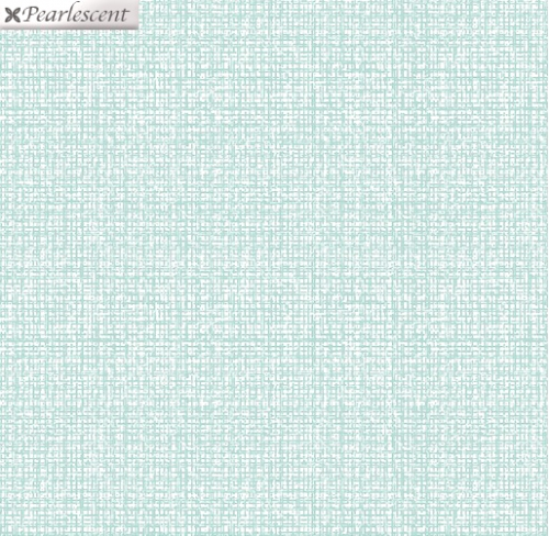 CONTEMPO - Color Weave Pearl - Pearlized - Light Turquoise - Pearlized