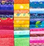 Five Fat Quarter Bundle - Rainbow