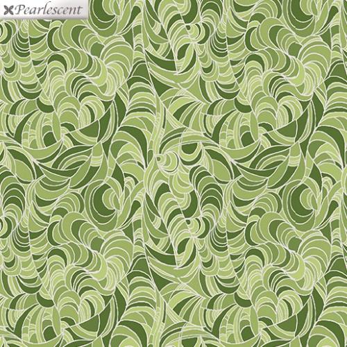 BENARTEX - Lilyanne - Ripple Green - Pearlized
