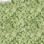 BENARTEX - Lilyanne - Ripple Green - Pearlized