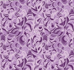 BENARTEX - Lilyanne - Ripple Purple - Pearlized