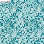 BENARTEX - Lilyanne - Ripple Teal - Pearlized