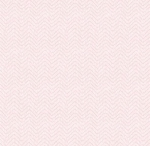 BENARTEX - Totally Tulips - Jackie Robinson - Chevron - Light Pink