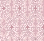 BENARTEX - Totally Tulips - Jackie Robinson - Damask - Pink